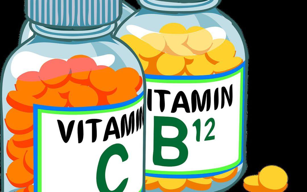Wat iedereen nodig heeft: een vitamine pakket!